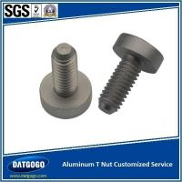 Buy cheap Aluminum T Nut Customized Service from Wholesalers