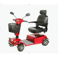 Buy cheap Electric four wheels handicapped scooter from Wholesalers