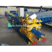 Buy cheap Customized Automatic Roll Former Ridge Cap Cold Roll Forming Machine With CE Certification from wholesalers