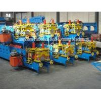 Buy cheap Civilian Buildings Ridge Cap Cold Roll Forming Machine With CE Certification from wholesalers