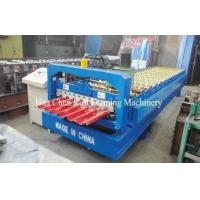 Buy cheap Wall And Roof Panel Cold Roll Forming Equipment With Hydraulic Control System from wholesalers