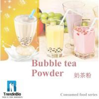 Quality Consumed food Bubble tea Powder for sale