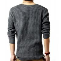Quality Men pullover knit sweaters for men for sale