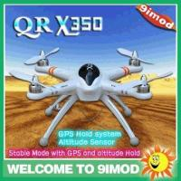Buy cheap FPV system Walkera QR X350 RC UFO with GPS Module BNF (no bat&charger) from wholesalers