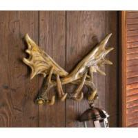 Quality Bed & Bath ANTLER WALL HOOKS for sale