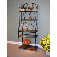 Quality 4D Concepts Slate Top Bakers Rack for sale