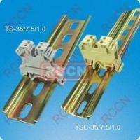 Buy cheap Wiring Duct RCCN Din Rails from Wholesalers