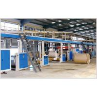 Quality WJ corrugated paperboard production Line for sale
