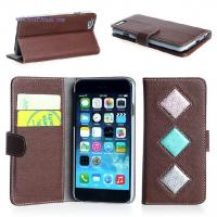 Quality iphone 6 leather case Item:LJ-IP619 for sale