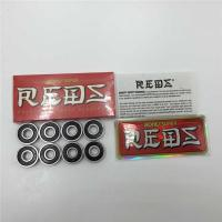 Quality Free Shipping Bones REDS Super Skateboard Bearing 608-rs Bearing for sale