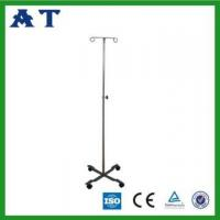 Quality Stainless steel I.V Stand with height adjustable for sale
