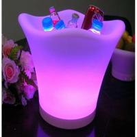 Buy cheap L-BP042 Beautiful LED Ice Bucket from Wholesalers