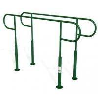 Quality U-Shaped Parallel Bars Outdoor Gym for sale