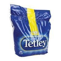 Quality Tea Bags Tetley - Pack of 1100 bags for sale