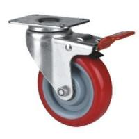 Quality Swivel With Brake Caster Wheel for sale