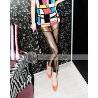 Doclin Sexy Rayon and Polyester Cutout Skinny Women Leggings
