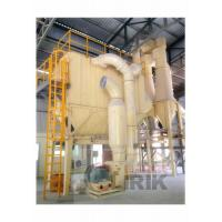 Pumice stone and floatstone grinding mill