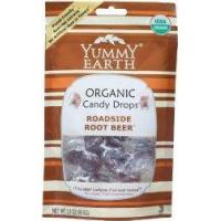 Quality Yummy Earth Organic Roadside Root Beer Candy Drops - 3.3 oz for sale
