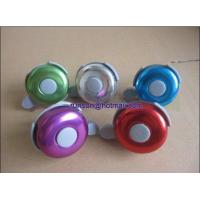 China Products Best bike bell.plastic steel bell. bicycle bell horn on sale