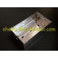 Quality Galvanized Iron box for sale