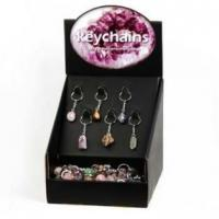 Buy cheap Stone Keychain, 96pcs per display from Wholesalers