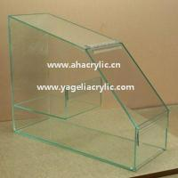 Quality acrylic candy box for sale