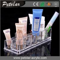 Quality clear custom acrylic make up organizer for sale