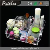 Quality custom acrylic wholesale cosmetic containers for sale