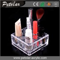 Quality portable acrylic luxury cosmetic containers for sale