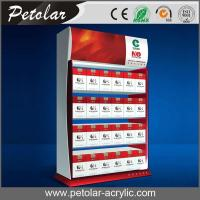 Buy cheap custom cigarette acrylic frame from wholesalers