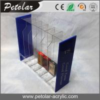 Buy cheap Dongguan cigarette acrylic display frame from wholesalers
