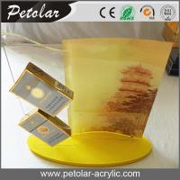 Buy cheap wholesale cigarette acrylic display holder from wholesalers