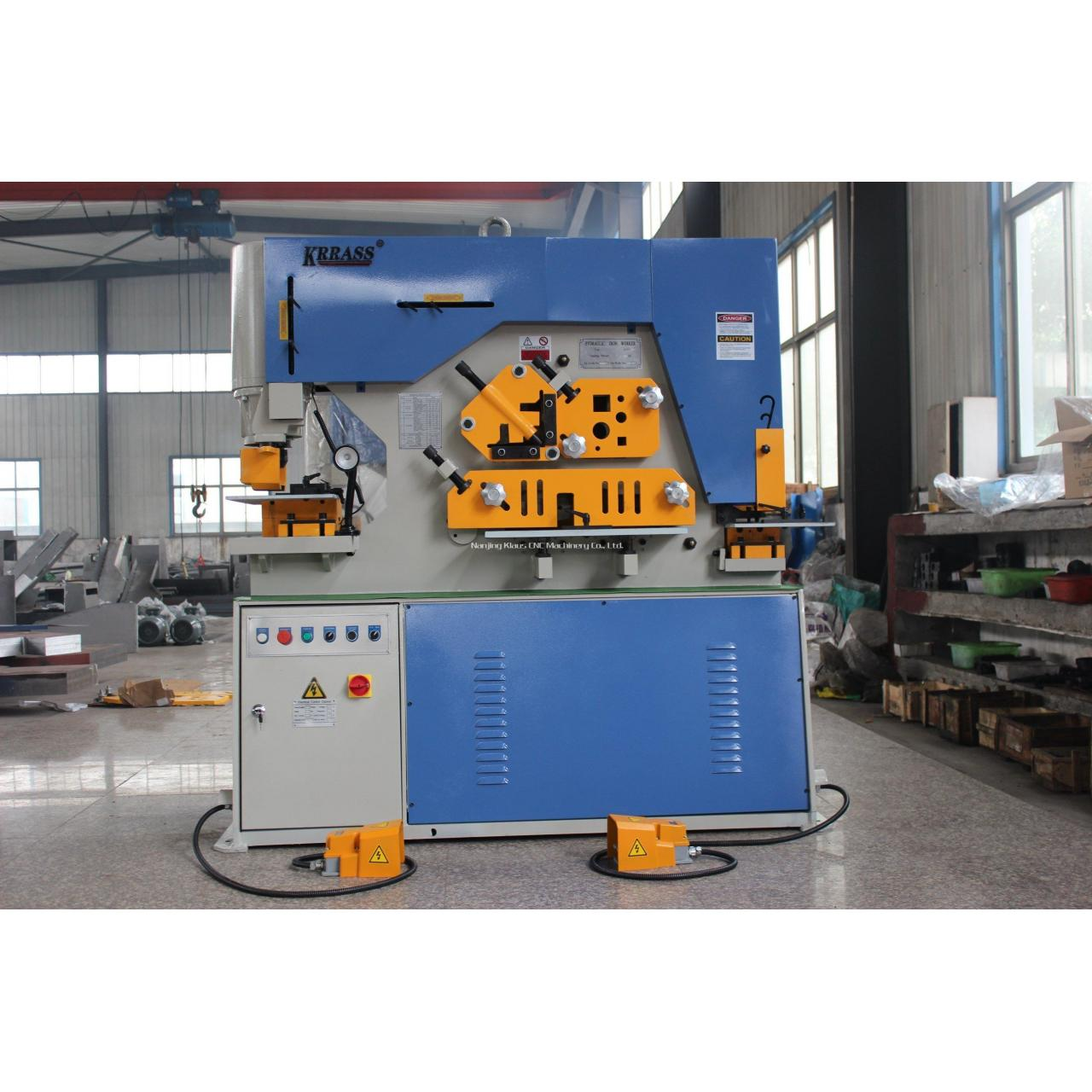 Quality Hydraulic Punching and Shearing Machine for sale