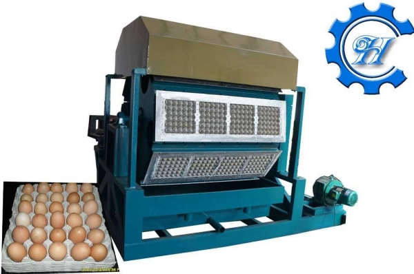 Buy Egg tray machine HC-L401 at wholesale prices