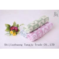 China 100% cotton printing towels on sale