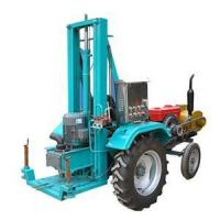 Buy cheap DFT-450 Tractor Mounted Drilling Rig from Wholesalers