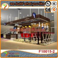 Unique Indoor shopping center fast food kiosk design and fast food kiosk for sale