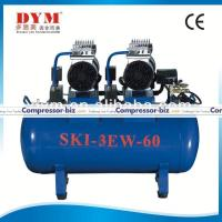 Quality Medical Dental Air air compressor with tank for sale
