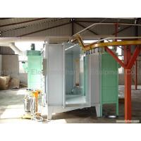 Buy cheap Manual Powder Coating Room from Wholesalers