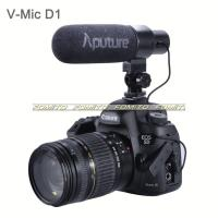 Buy cheap Aputure V-Mic D1 Camera Directional Condenser Shotgun Microphone from wholesalers