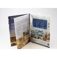 Quality Video Greeting Card 4.3 inch Video Booklet for sale