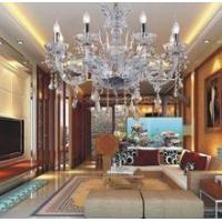 Quality Maria Theresa candle lamp 2014 modern high quality crystal candle lamp ceiling droplight DY 3039-8 for sale