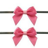 Quality 2015 gift decoration satin ribbons bow for sale
