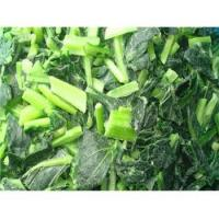 Buy cheap Frozen Vegetables Frozen Bok Choy Cuts GT1006-1 from wholesalers