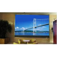 English Product Name:P4 indoor RGB full color led display