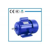 Design of single phase capacitor start induction motor