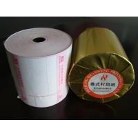 China ncr thermal paper rolls NCR Paper Roll Printing on sale