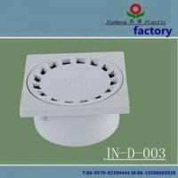 Buy cheap kitchen sink drain parts, PVC Floor Drain from wholesalers