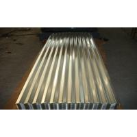 Quality Semi-hard GI corrugated sheet for sale
