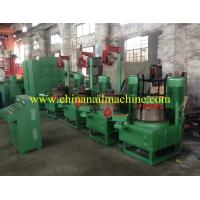 China Nail Making Machine nail making production line LW-1-6/series WIRE DRAWING MACHINE on sale